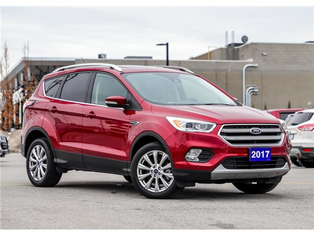 2017 Ford Escape Titanium (Stk: 802692) in  - Image 1 of 28