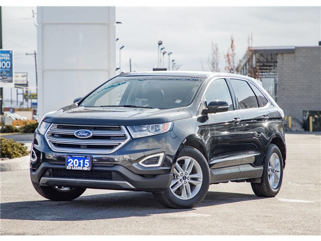 2015 Ford Edge SEL (Stk: 18ED749T) in  - Image 1 of 24