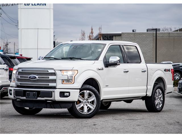2015 Ford F-150 Platinum (Stk: 602672) in  - Image 1 of 28