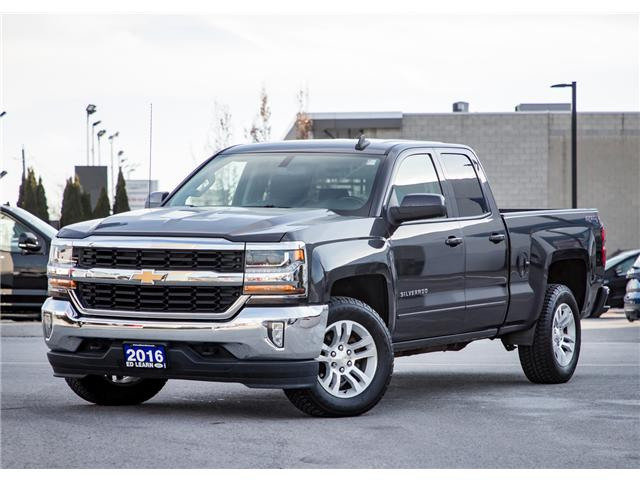 2016 Chevrolet Silverado 1500 1LT (Stk: 802675) in  - Image 1 of 22