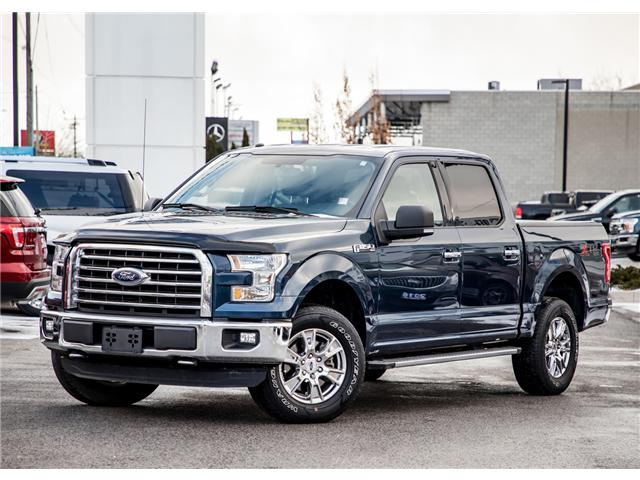 2016 Ford F-150 XLT (Stk: 18EX10362) in  - Image 1 of 19