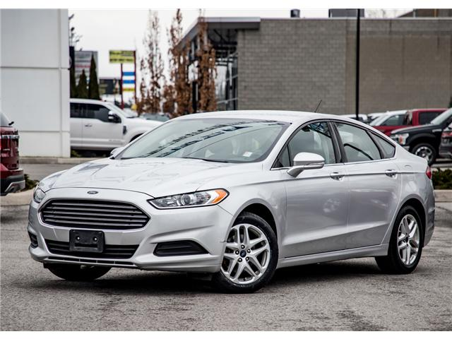 2014 Ford Fusion SE (Stk: 18F11407T) in  - Image 1 of 23