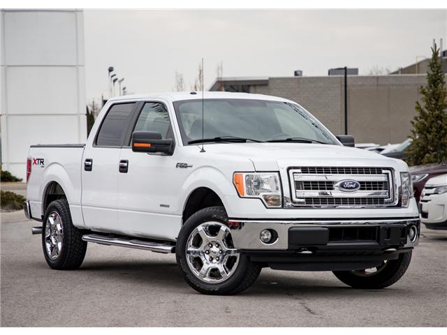 2014 Ford F-150 XLT (Stk: 18F1636T) in  - Image 1 of 23