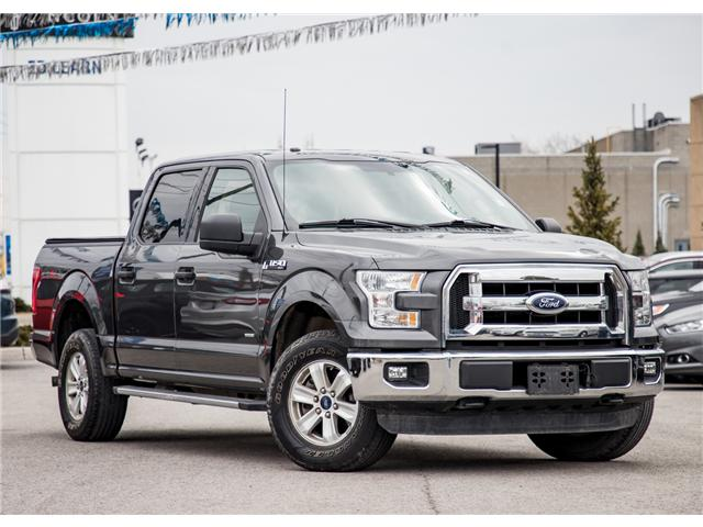 2015 Ford F-150 XLT (Stk: EL601) in  - Image 1 of 24