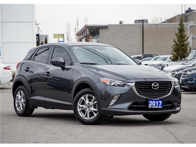 2017 Mazda CX-3 GS (Stk: 18FC1456T) in  - Image 1 of 23