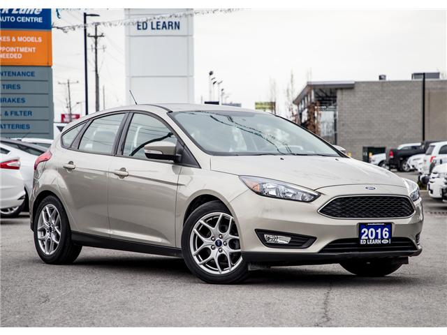 2016 Ford Focus SE (Stk: 19RA350T) in  - Image 1 of 21