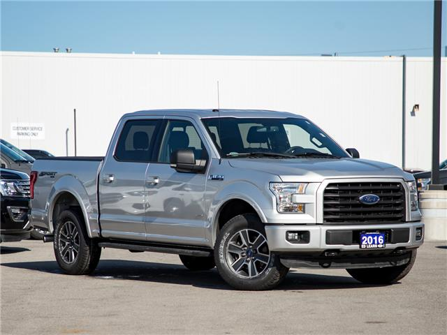 2016 Ford F-150 XLT (Stk: 18F11374T) in  - Image 1 of 24