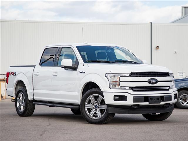 2018 Ford F-150 Lariat (Stk: 602709) in  - Image 1 of 28