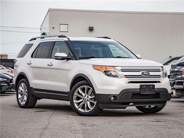 2015 Ford Explorer Limited (Stk: 19EX426T) in  - Image 1 of 27
