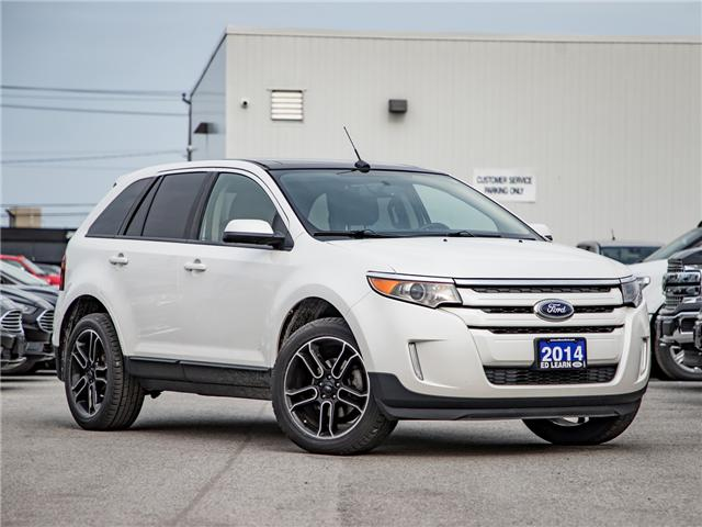 2014 Ford Edge SEL (Stk: 19MC233T) in  - Image 1 of 24