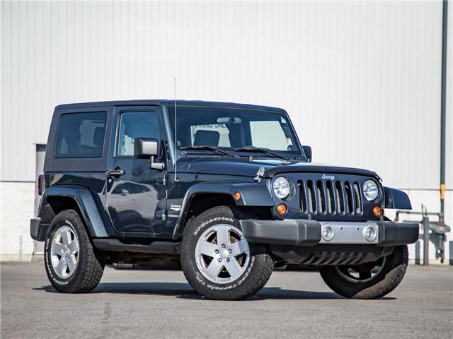 2008 Jeep Wrangler Sahara (Stk: 19ES438T) in  - Image 1 of 26