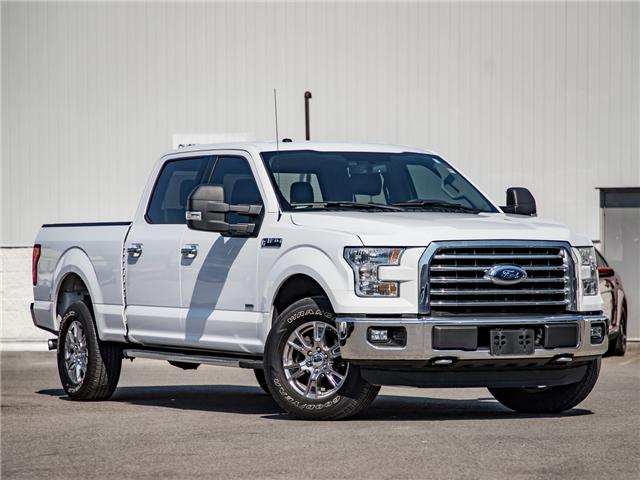 2016 Ford F-150 XLT (Stk: 19F1428T) in  - Image 1 of 25