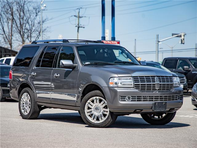 2011 Lincoln Navigator Base (Stk: 602702T) in  - Image 1 of 29