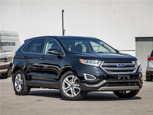2018 Ford Edge Titanium (Stk: 802698R) in  - Image 1 of 25