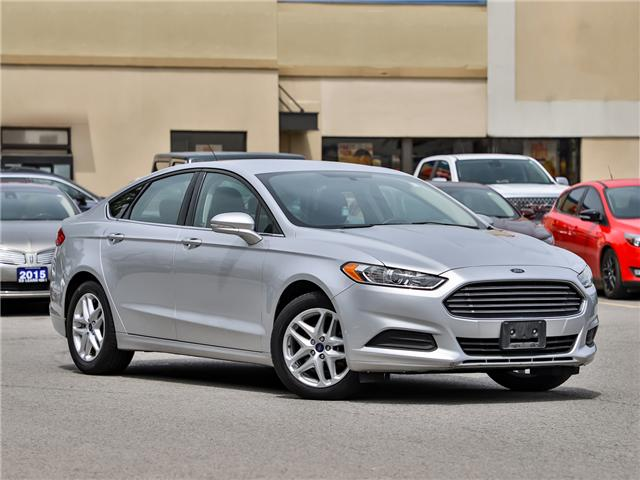 2016 Ford Fusion SE (Stk: 18EC1277T) in  - Image 1 of 23