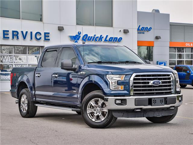 2016 Ford F-150 XLT (Stk: 19F1297T) in  - Image 1 of 22