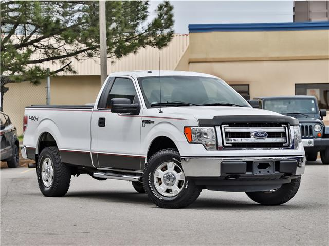 2013 Ford F-150 XLT (Stk: 19F1514T) in  - Image 1 of 24