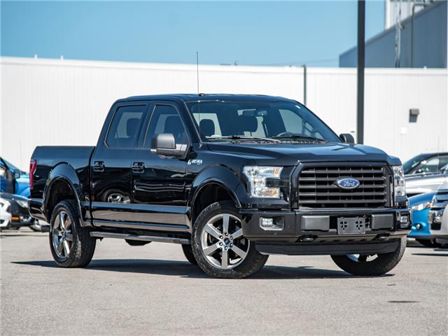 2016 Ford F-150 XLT (Stk: 19F1521T) in  - Image 1 of 22