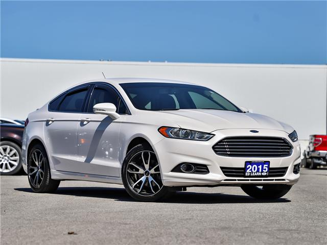 2015 Ford Fusion SE (Stk: 19MU005T) in  - Image 1 of 21