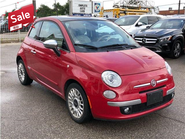 2012 Fiat 500 Lounge (Stk: 7622A) in North York - Image 7 of 18