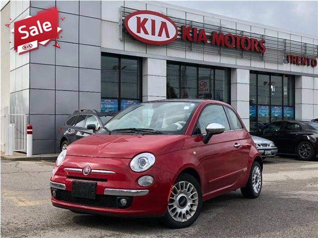 2012 Fiat 500 Lounge (Stk: 7622A) in North York - Image 9 of 18