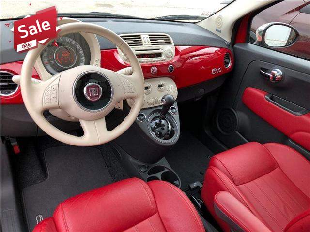 2012 Fiat 500 Lounge (Stk: 7622A) in North York - Image 12 of 18