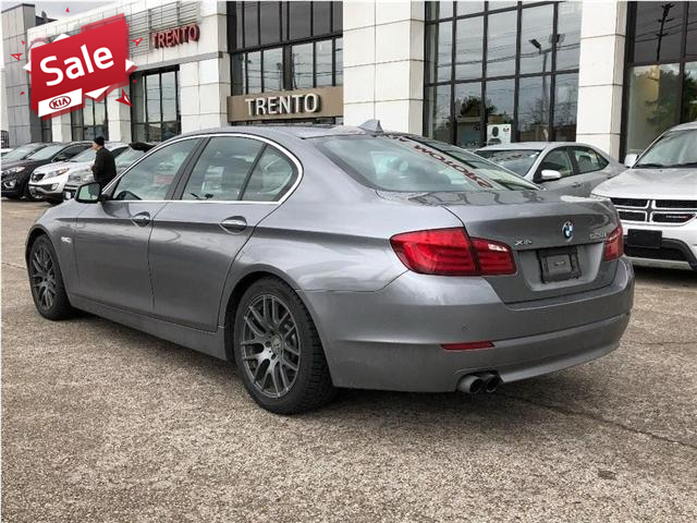 2013 BMW 528i xDrive (Stk: 7793A) in North York - Image 3 of 14