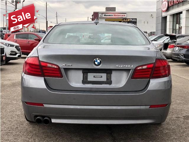 2013 BMW 528i xDrive (Stk: 7793A) in North York - Image 4 of 14