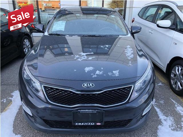 2015 Kia Optima LX (Stk: 7444A) in North York - Image 2 of 17