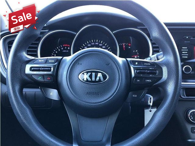 2015 Kia Optima LX (Stk: 7444A) in North York - Image 12 of 17
