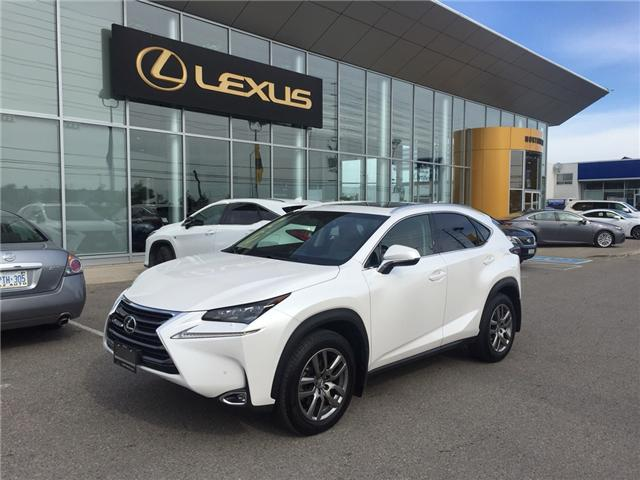 2016 Lexus NX 200t Base (Stk: X200T) in Brampton - Image 1 of 7