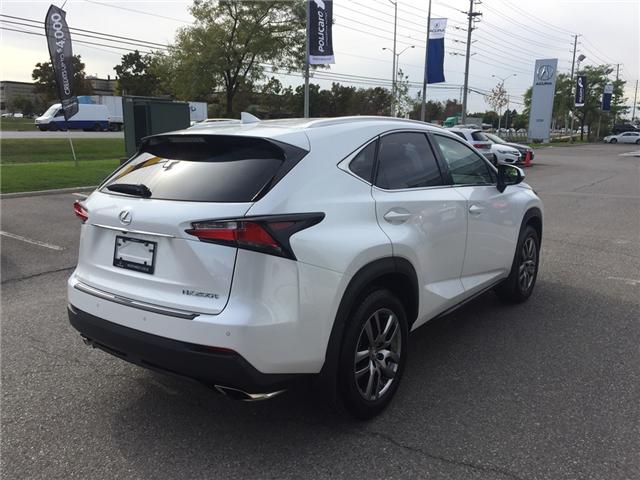 2016 Lexus NX 200t Base (Stk: X200T) in Brampton - Image 3 of 7
