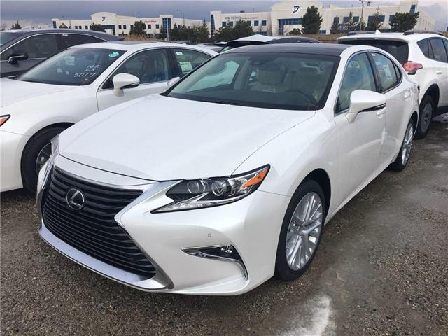 2018 Lexus ES 350 Base (Stk: 91602) in Brampton - Image 1 of 5