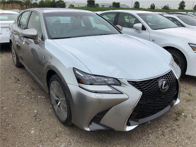 2018 Lexus GS 350 Premium (Stk: 9473) in Brampton - Image 3 of 5