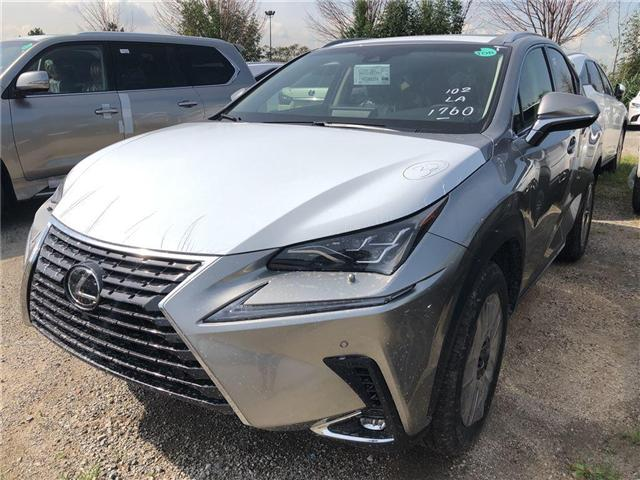 2019 Lexus NX 300 Base (Stk: 182174) in Brampton - Image 1 of 5