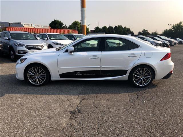 2017 Lexus IS 300 Base (Stk: 023438N) in Brampton - Image 2 of 15