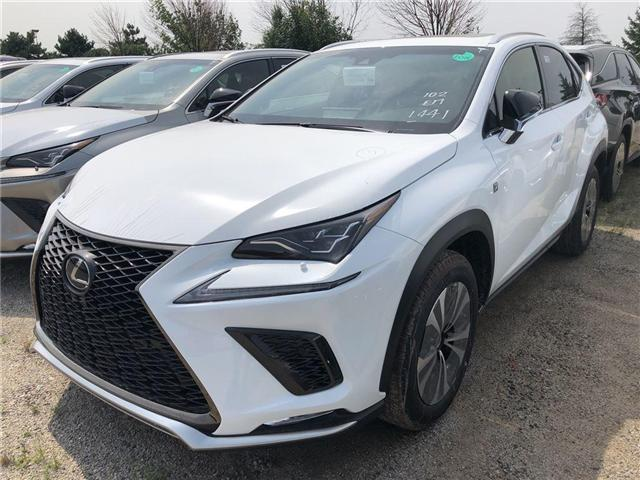 2019 Lexus NX 300 Base (Stk: 184455) in Brampton - Image 1 of 5
