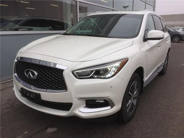 2016 Infiniti QX60 Base (Stk: 522328T) in Brampton - Image 1 of 12