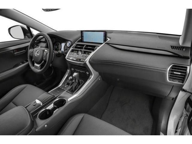 2019 Lexus NX 300h Base (Stk: 108725) in Brampton - Image 9 of 9