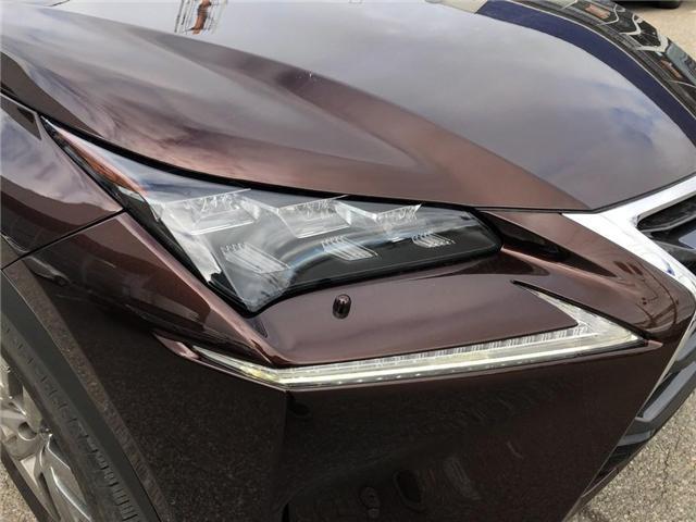 2016 Lexus NX 200t Base (Stk: 050190T) in Brampton - Image 6 of 22