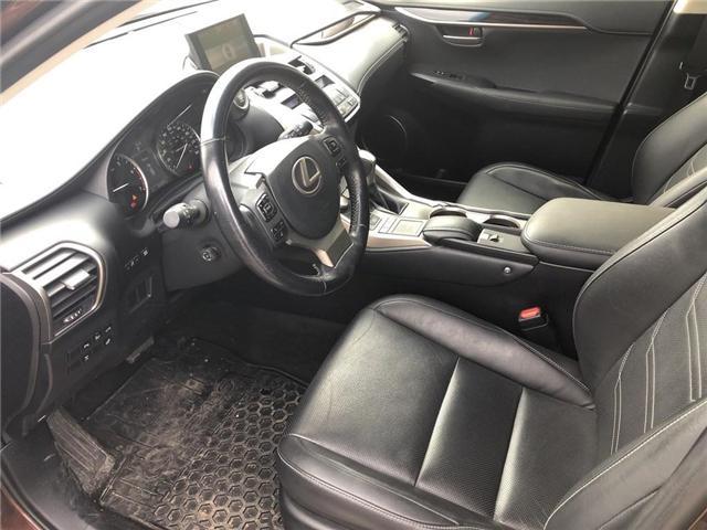 2016 Lexus NX 200t Base (Stk: 050190T) in Brampton - Image 14 of 22