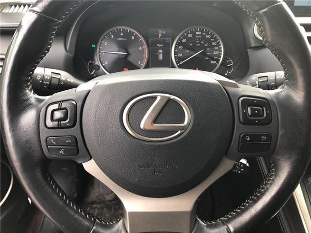 2016 Lexus NX 200t Base (Stk: 050190T) in Brampton - Image 15 of 22