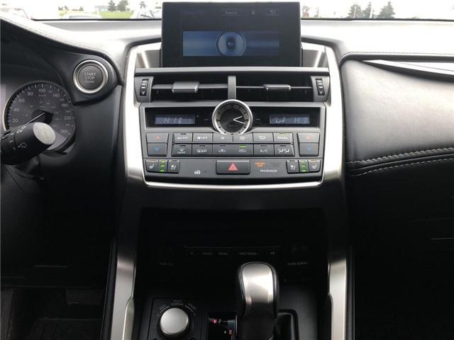2016 Lexus NX 200t Base (Stk: 050190T) in Brampton - Image 17 of 22