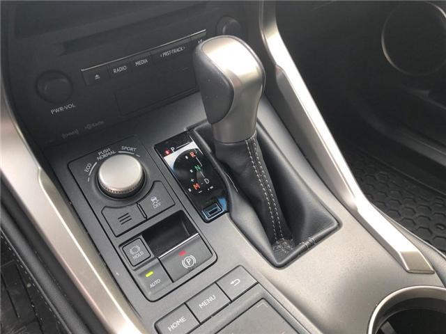 2016 Lexus NX 200t Base (Stk: 050190T) in Brampton - Image 18 of 22