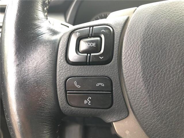 2016 Lexus NX 200t Base (Stk: 050190T) in Brampton - Image 21 of 22