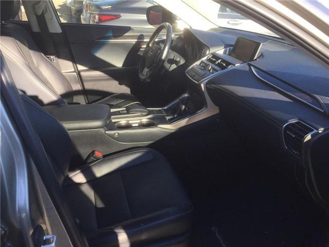 2016 Lexus NX 200t Base (Stk: 075849T) in Brampton - Image 9 of 12