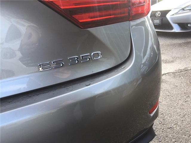 2017 Lexus ES 350 Base (Stk: 037244T) in Brampton - Image 12 of 16
