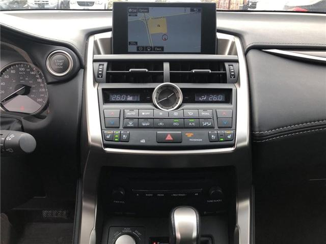 2017 Lexus NX 200t Base (Stk: 120878R) in Brampton - Image 17 of 22