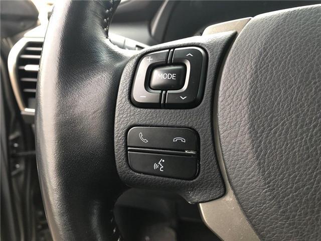 2017 Lexus NX 200t Base (Stk: 120878R) in Brampton - Image 21 of 22