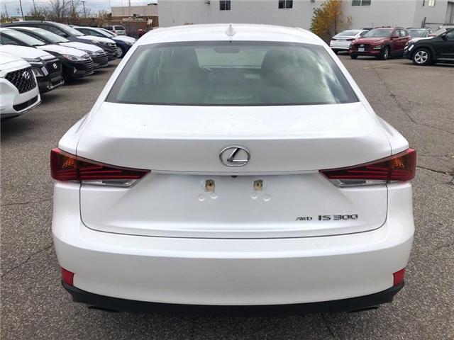 2017 Lexus IS 300 Base (Stk: 015436T) in Brampton - Image 9 of 22